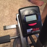 Sharper Image Total Fitness Rider in Vacaville, California