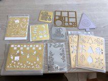 Stampin UP / Scrapbooking Metal Templates in Ramstein, Germany
