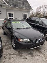 2002 Volvo XC70 turbo wagon awd in Fort Campbell, Kentucky