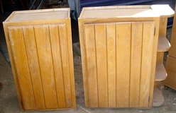 Set of 2 Matching Cabinets in Alamogordo, New Mexico