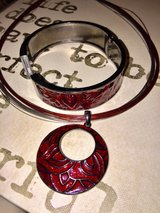 Necklace and Matching Bracelet / Newport in Cherry Point, North Carolina