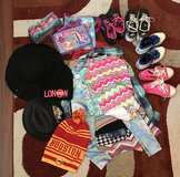 Lot of 22 Girl's Items in Pasadena, Texas