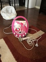 Hello Kitty Karaoke Machine in Bellaire, Texas