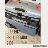 Cooler/grill in Warner Robins, Georgia