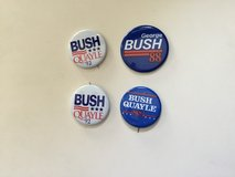 Campaign Buttons in Camp Lejeune, North Carolina