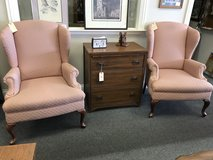 Wingback Chairs (2) in St. Charles, Illinois