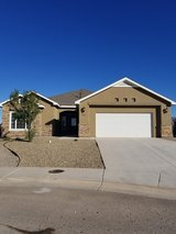 Beautiful New Home! in Alamogordo, New Mexico