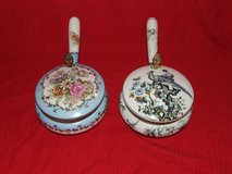 Silent Butler Ceramic Dishes by Norleans & Sadek in Plainfield, Illinois