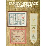 FAMILY HERITAGE SAMPLERS: CHARTS for NEEDLEPOINT or CROSS STITCH in Chicago, Illinois