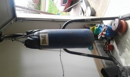 Punching Bag in Fort Campbell, Kentucky