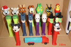 Pez Dispensers in Orland Park, Illinois