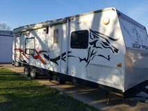 2008 Wolf Pack Toy Hauler-27 ft. in Baytown, Texas