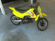 2002 Suzuki 80cc 2-Stroke in Barstow, California