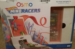 Osmo hot wheels mind racers kit (iPad base included) in Westmont, Illinois