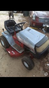 MTD 18 hp 42 cut runs excellent condition $350 in Warner Robins, Georgia