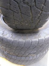 Nitto Tires 275/65/20 in Fort Leonard Wood, Missouri