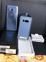 Samsung Galaxy S8 (Unlocked) in Okinawa, Japan