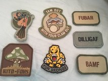 morale patches in Okinawa, Japan