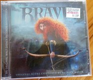 Brave sound track in St. Charles, Illinois