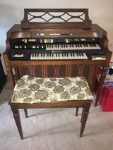 Hammond Organ Works in Joliet, Illinois