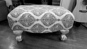 Vintage Claw and Ball Footstool/Ottoman in Pleasant View, Tennessee