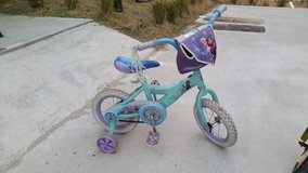 Girl's Bicycle in Camp Humphreys, South Korea