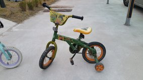 Boy's Bicycle in Osan AB, South Korea