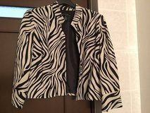 Lifestyle Attitude Zebra Jacket in Okinawa, Japan