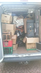 ALL JUNK REMOVAL, TRASH HAULING,  DEBRIS PICK UP in Ramstein, Germany