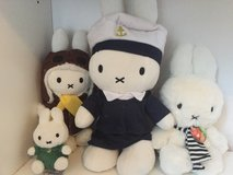 Miffy Stuffed Animal Collection in Stuttgart, GE