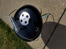 Weber Deluxe Smokey Joe portable grill in Tinley Park, Illinois
