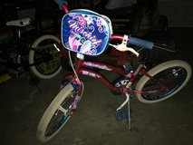 Kid's bike in Fort Campbell, Kentucky