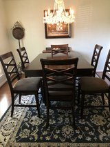 Dining Table - bar height in Baytown, Texas