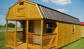 Lofted Cabin in Elizabethtown, Kentucky