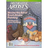 DECORATIVE ARTIST'S WORKBOOK, JUNE, 1988 Painting Magazine in Glendale Heights, Illinois