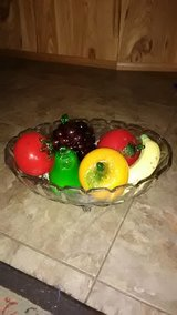 Crystal Bowl & Fruit in Fort Polk, Louisiana