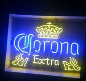 neon sign in Orland Park, Illinois