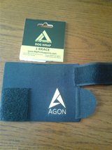 Agon Dog Canine Front Leg Brace Paw Compression Wrap-S/M in Plainfield, Illinois