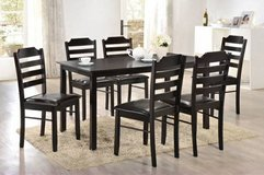 SALE! QUALITY BRAND NEW URBAN 7PC WOOD DINING SET! in Camp Pendleton, California