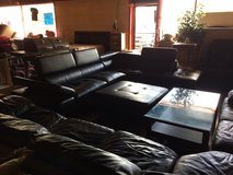 Modern Sectional With Ottoman in Fort Polk, Louisiana