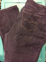 Woman's plus jeans in Warner Robins, Georgia