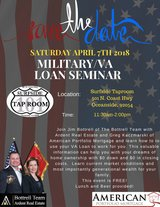VA Home Buyers Luncheon in Oceanside, California