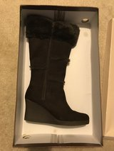 Women's wedge boots in Plainfield, Illinois