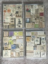 Assorted Rubber Stamps in Naperville, Illinois