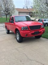 2003 Ford Ranger Super Cab in Belleville, Illinois