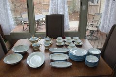 50 Piece Porcelain China Set cica 1929 w/Czech/German Markings in Quantico, Virginia