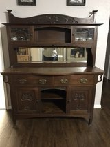 Antique China Cabinet in Houston, Texas