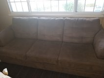 Couch good condition in Travis AFB, California