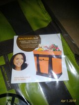BNIB Rachael Ray 10 Gallon Jumbo ChillOut Thermal Tote, Green in Ramstein, Germany