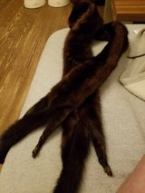 real mink stole in Spangdahlem, Germany